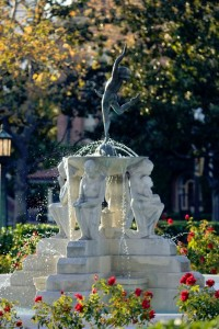Youth Triumphant Fountain