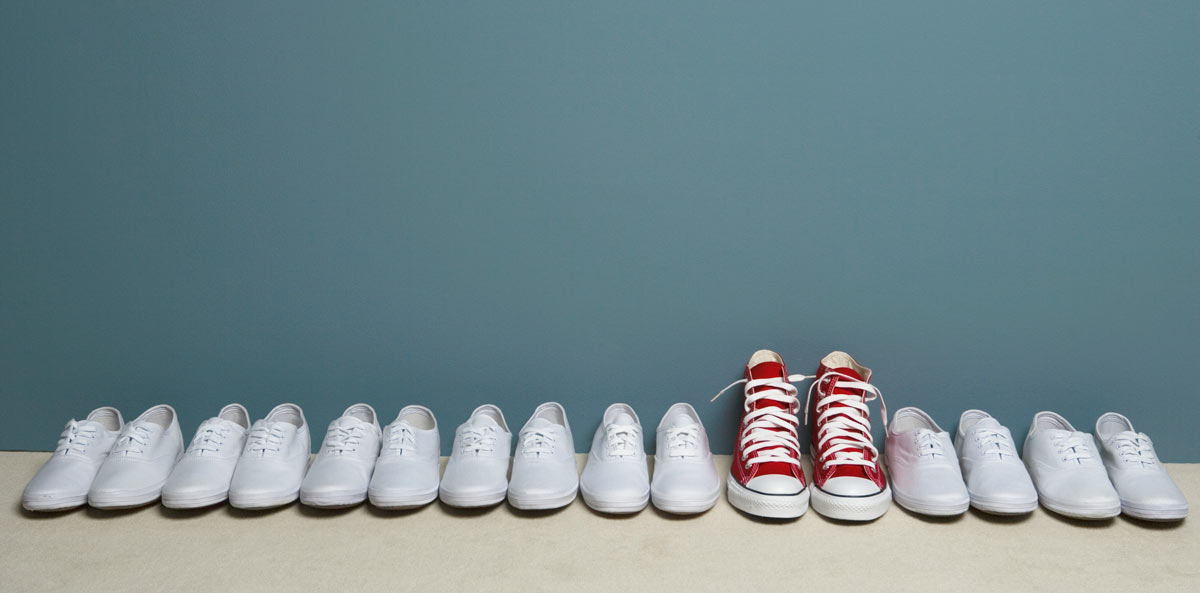 photo of shoes